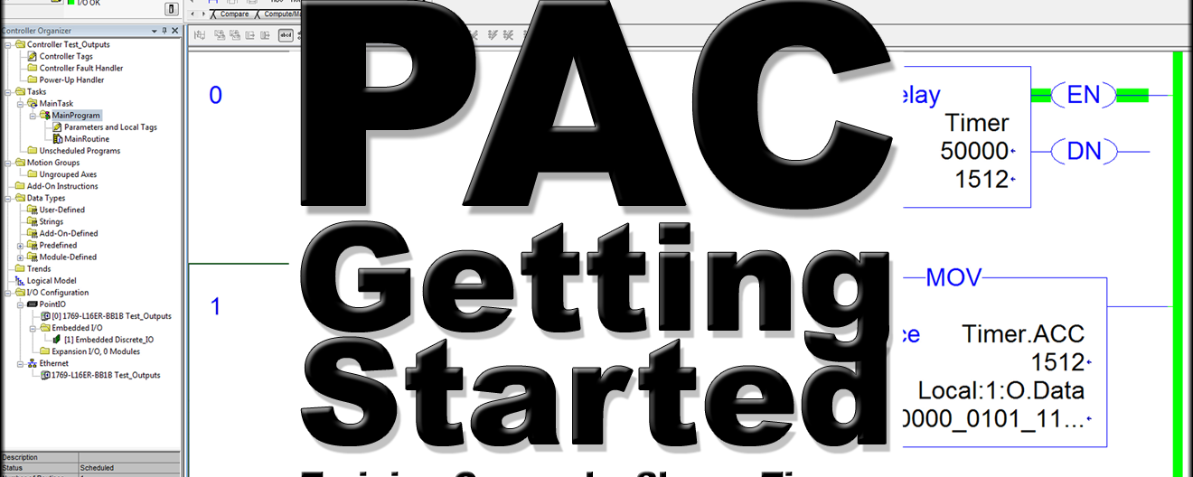PAC Getting Started Course