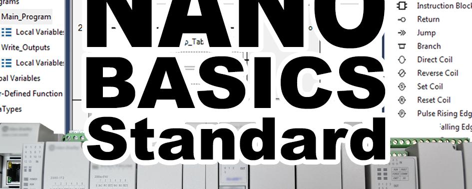 Nano Basics Standard Edition