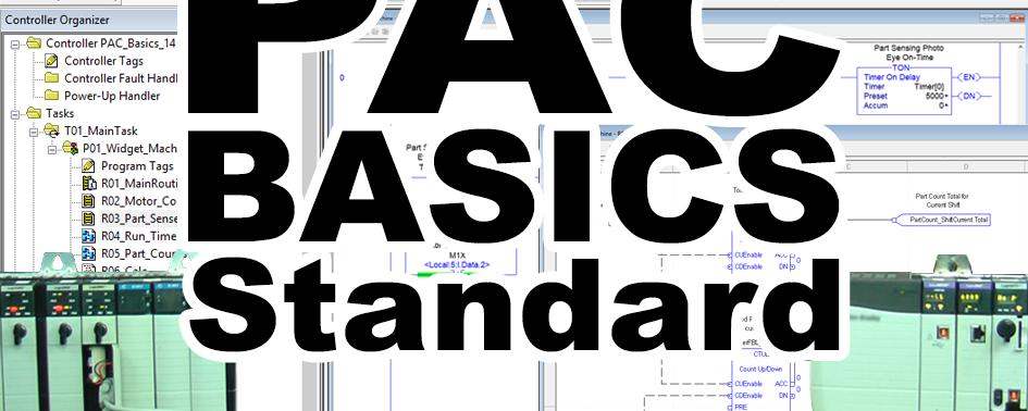 PAC Basics Standard Edition