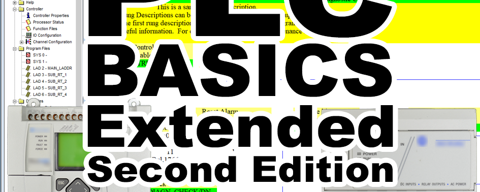 PLC Basics Extended 2nd Edition