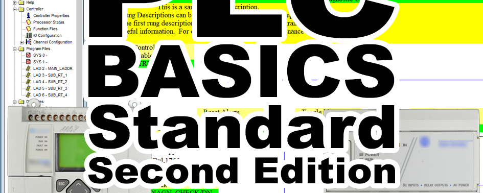 PLC Basics Standard 2nd Edition