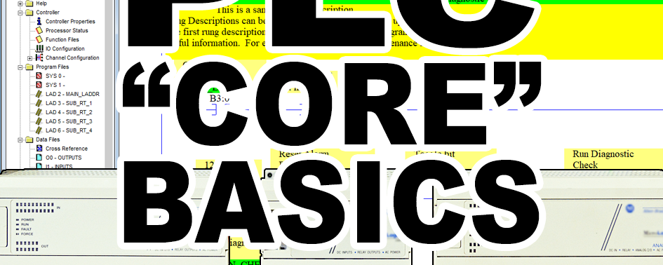 PLC Core Basics (First Edition)