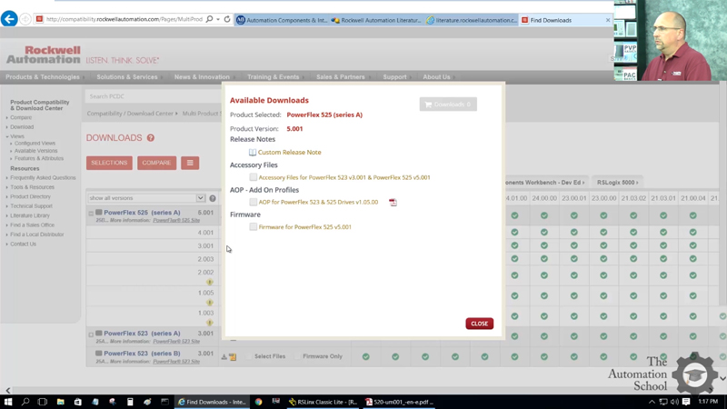 Using CCW with VFDs Online Course