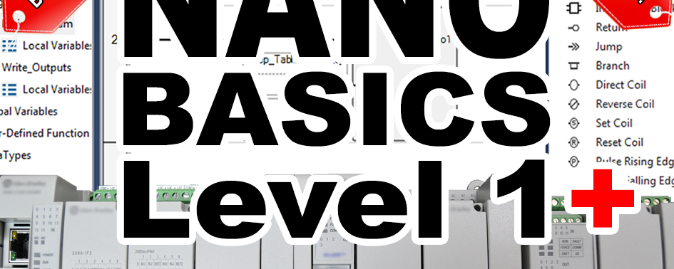 Nano Basics Level 1 PLUS