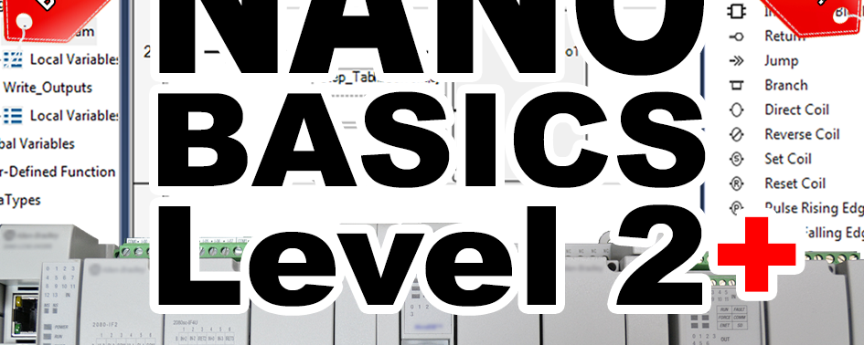 Nano Basics Level 2 PLUS