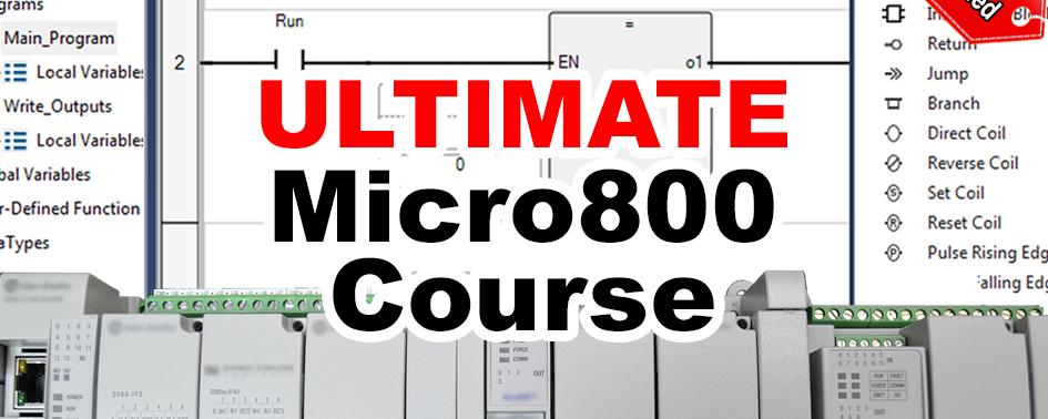 Ultimate 800 Course