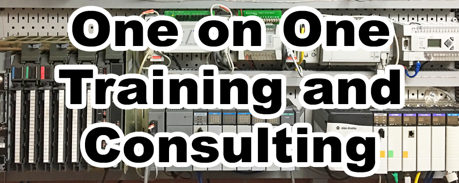 One on One Training and Consulting